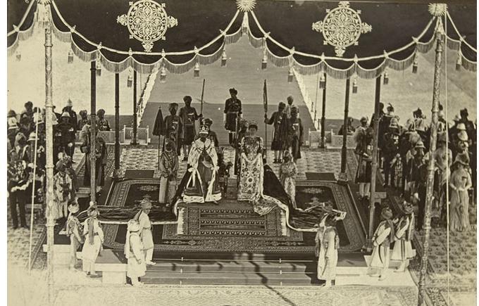Delhi Durbar of King George V