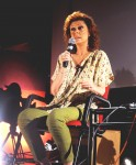 Hollywood Actress Susan Sarandon addressing the film critics in the Master Class, at IFFI 2013