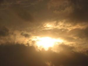 Sunshine Cloudy